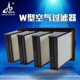 广东生产厂家W型高效过滤器滤网专业厂家