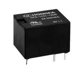 宏发(HF)继电器HF8-1A-12,原装新货