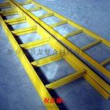 直銷/玻璃鋼化工廠專用防腐伸縮梯/可定製