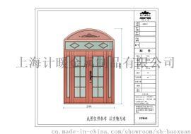 上海铜门厂 别墅铜门 进户铜门
