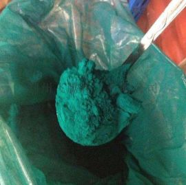 厂家直销上海一品酞青绿 B系颜料 塑料着色剂