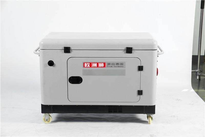 7kw单相柴油发电机静音款