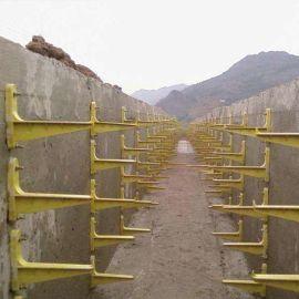 电缆沟托架250电缆支架型号 玻璃钢支架防**
