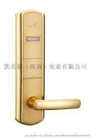 厂家直销锌合金酒店宾馆刷卡锁,新款磁卡ic卡锁,