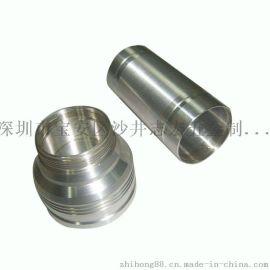 黑色鋁合金CNC加工件