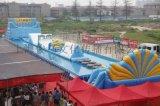 炎热夏季水上主题乐园设备出租出售厂家水上冲关租赁