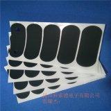 蘇州背膠給膠墊、圓形矽膠墊、磨砂矽膠墊片