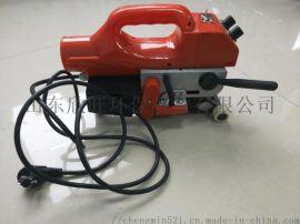 HDPE防渗膜焊接机 垃圾填埋场用土工膜自动爬行机
