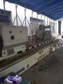 陕西秦川4米外圆磨床型号M1380