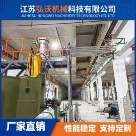 密炼机上辅机 称重式混料机 供料塑料辅机