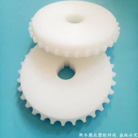 尼龙链轮 高耐磨塑料齿轮生产厂家