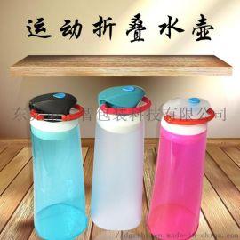 SNOOZE打盹兒戶外折疊水袋運動水壺便攜