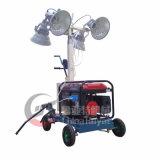 户外大功率移动照明灯厂家 全方位升降式工程照明车