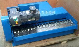 自动吸渣的磁性分离器