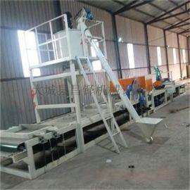 水泥岩棉复合板设备及外墙砂浆岩棉复合板设备性能