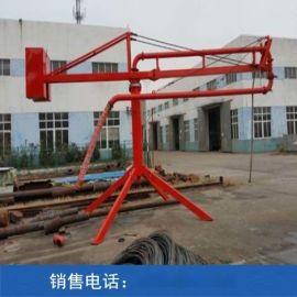 新疆混凝土布料机15m圆筒建筑布料机哪里卖