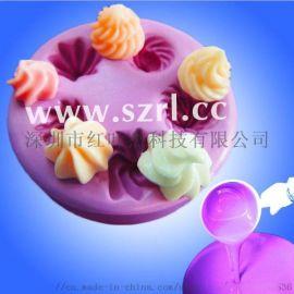 深圳红叶食品级硅胶糖果模具