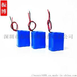 18650锂电池组 3串11.1V 2200mAh