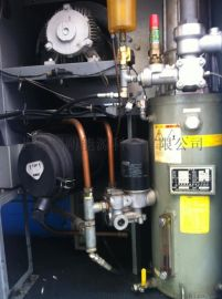 成都博莱特空压机BLT-100A配件冷却器