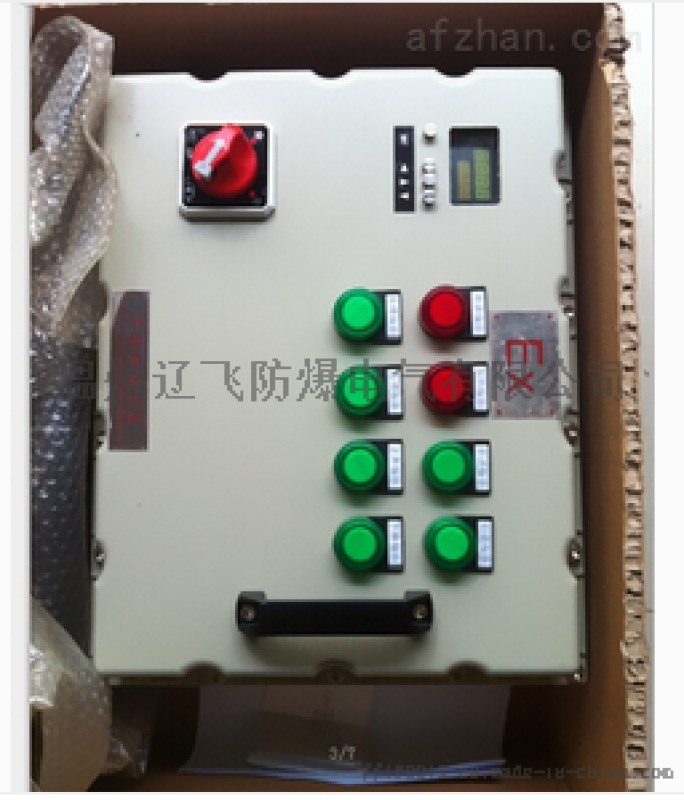消防排烟风机防爆控制箱