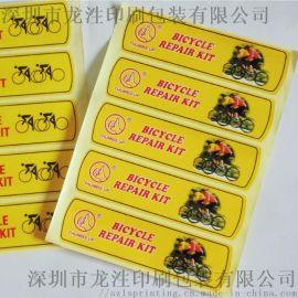 深圳不干胶印刷定做 透明不干胶 瓶贴设计印刷