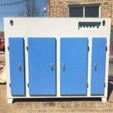 給大家介紹一下光氧催化廢氣處理設備的工作原理