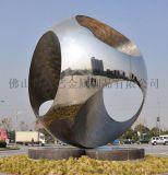 不锈钢室外异形景观雕塑 城市景观不锈钢雕塑
