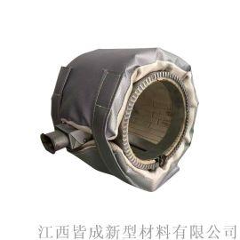節能環保納米材料耐高溫球閥保溫套