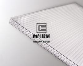 内江市:市中区4mm湖蓝阳光板