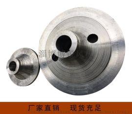 定制304 316L铸造一体不锈钢耐磨风机轴盘