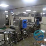 鸡米花上浆裹粉机生产厂家山东诸城有为食品机械