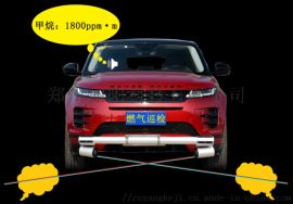 S600激光**横向扫描检测车