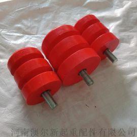 螺杆式防撞碰头  起重机用聚氨酯缓冲器