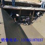 水泥渠道一次性成型机 u型槽排水沟机械