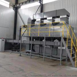 rco催化燃烧设备使用行业