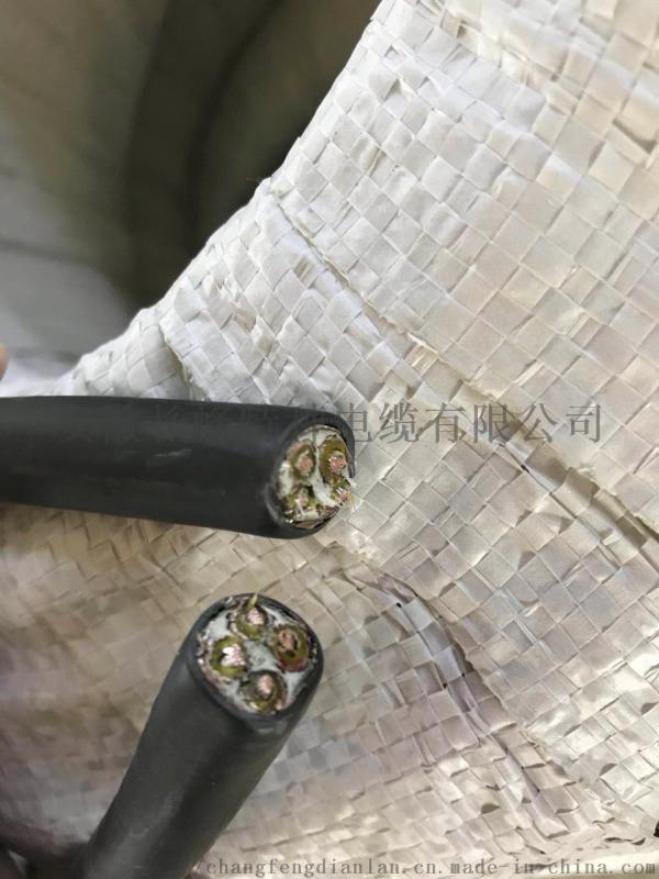 无卤低烟阻燃聚烃绝缘聚氯乙烯护套铜带屏蔽控制软电缆