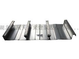 熱鍍鋅閉口樓承板,杭州碧瀾天YX65-254-762閉口壓型板