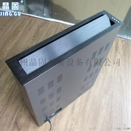 19/22寸液晶屏升降器 会议室桌面电脑升降支架