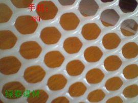 供应哈尔滨养鸡塑料平网↘土工网15805385945