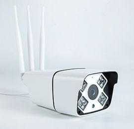 4g无线监控摄像头一体机