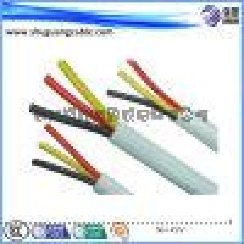 防火PVC绝缘护套控制电缆