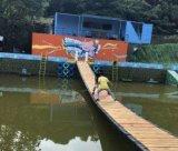 河北邯郸网红桥充气气垫彩色款式厂家定做