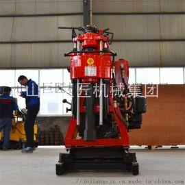 巨匠供应130米工程地质钻机,全液压动力岩心钻机
