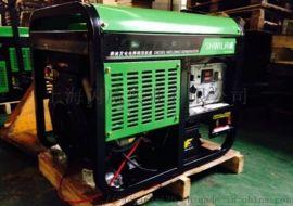汽油机发电电焊机