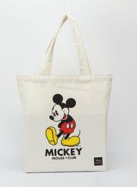 印花帆布包 卡通动漫新款帆布袋单肩斜跨包环保购物袋