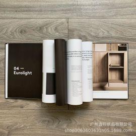 定制精装画册印刷 书刊  广告宣传册 说明书