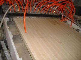 专业PVC建筑模板生产机械