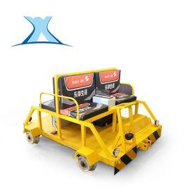 高效便捷輕型軌檢車電瓶車**kpj電纜卷筒鐵路用的動力平板
