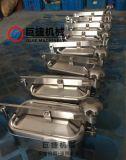 不鏽鋼人孔 壓力手孔 手輪人孔蓋250*150