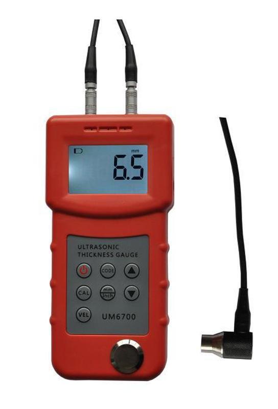 玻璃鋼厚度檢測儀, 玻璃複合材料測厚儀, 探頭可選UM6700